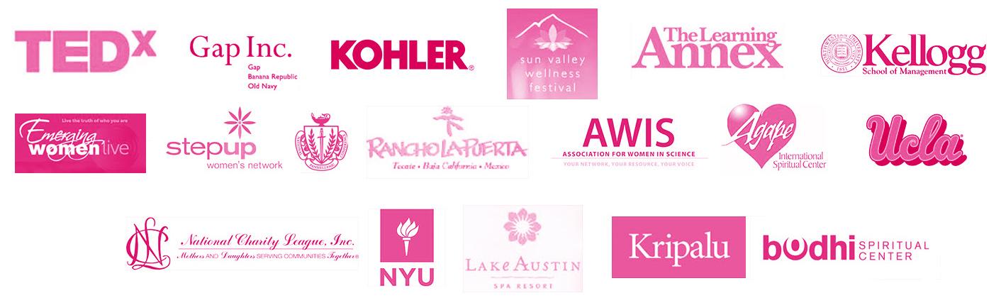 Speaking Logos Pink 2