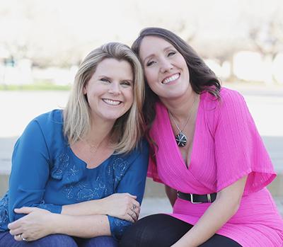 Amy Ahlers & Christine Arylo